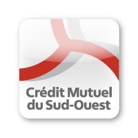 Crédit Mutuel du Sud Ouest (logo)